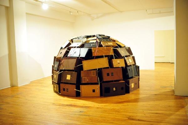 Squeeeeque!: Alexis O'Hara's sonic igloo