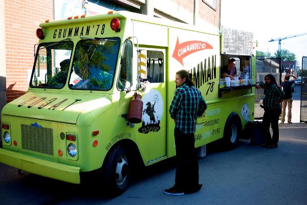 Making food trucks street legal in Montreal