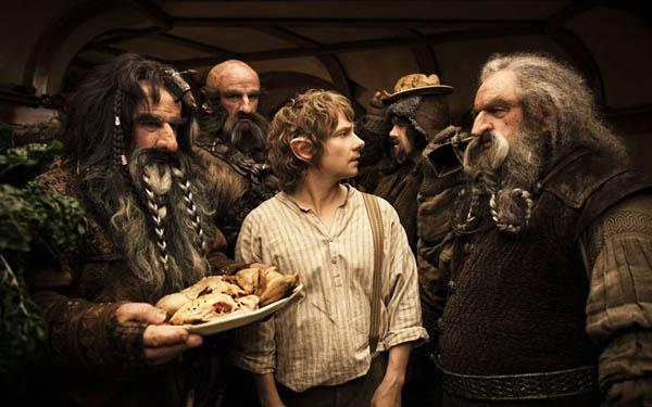 The Hobbit: a geek's journey