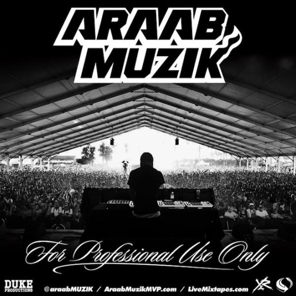 Today's Sounds: AraabMuzik
