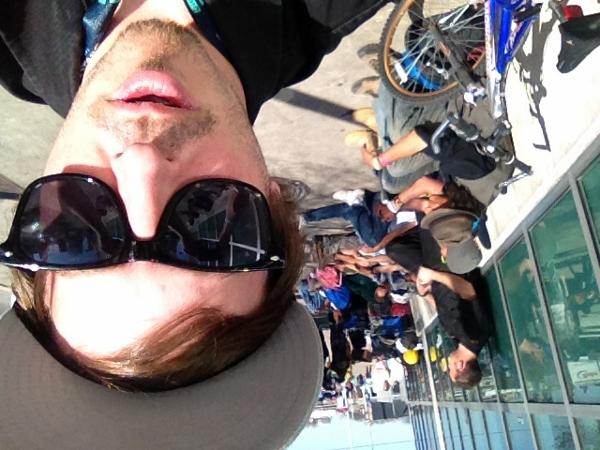 Mikey B Trippin, SXSW round two