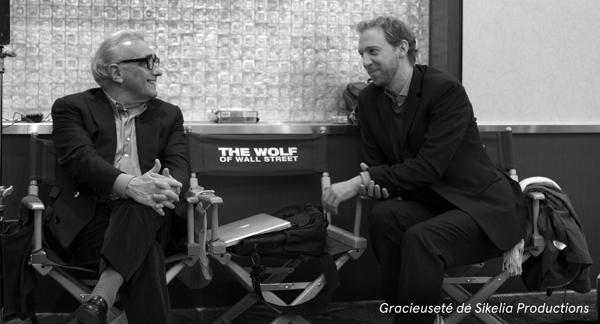 Martin Scorsese offers free screenings