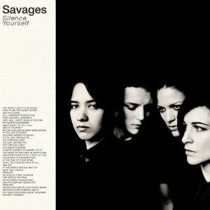 Today's Sounds: Savages, Sean Nicholas Savage, Vampire Weekend