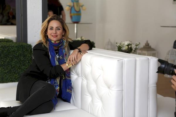 Renata Morales' playtime at the PHI