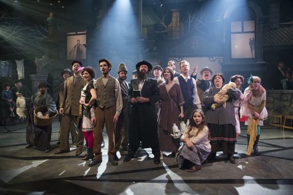 Post-Fringe theatre binge