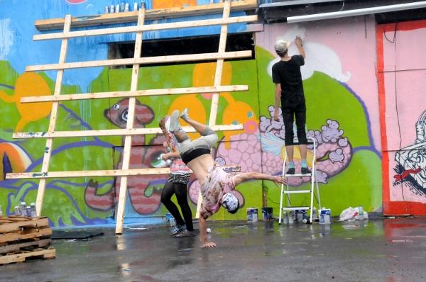PHOTO GALLERY: LNDMRK's YUL block party