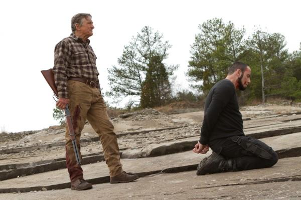 In Theatres: Travolta & De Niro have a fight