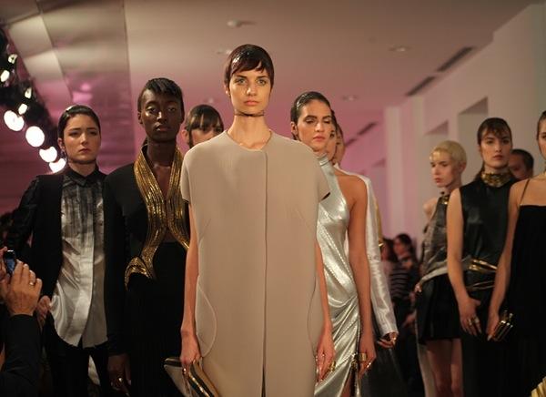 Denis Gagnon's designs go for gold