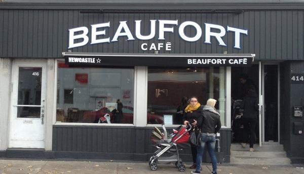 Beaufort keeps some Scandinavian flavour