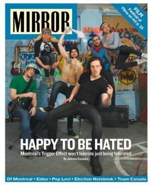 TE Mirror cover
