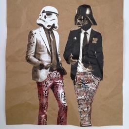 Fugedaboutit (Star Wars GQ) print
