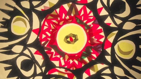 Step into Sarah Pupo's living animation