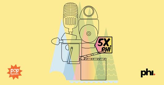 5 x PHI showcases Montreal talent