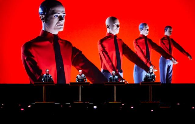 An exclusive interview with Kraftwerk