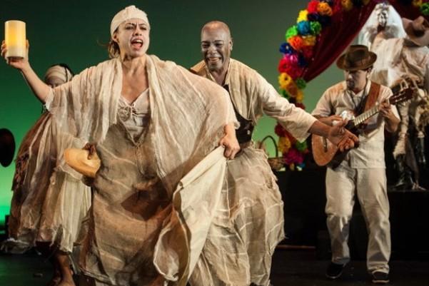 Encuentro imports Latin American arts