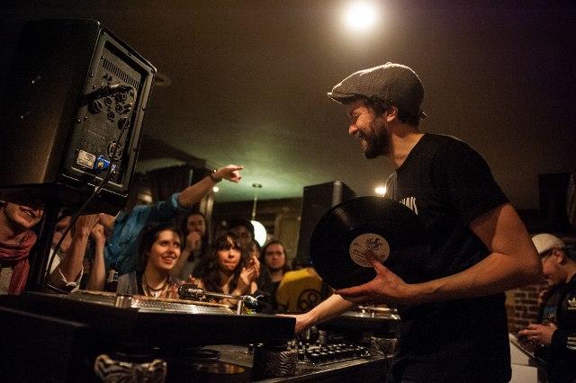 Check out Montreal's vinyl marathon