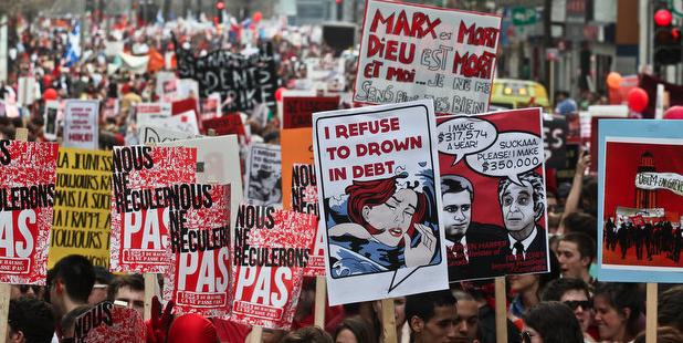 2012 student strike