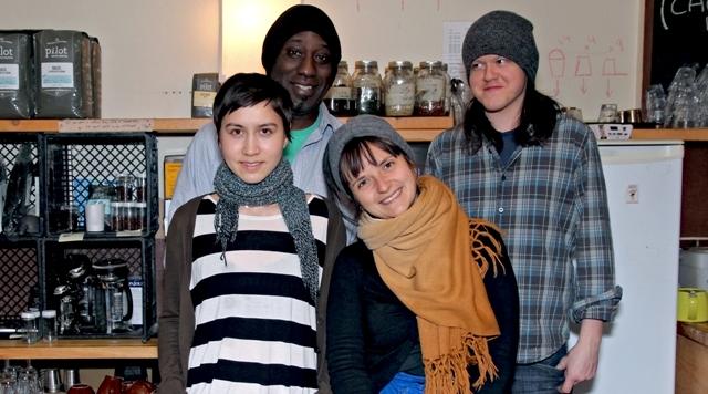 Les Sympathiques aim to build an art network