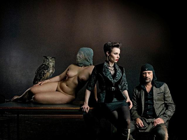 Laibach make art against fascism
