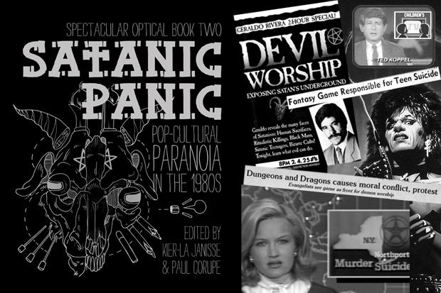 Satanic Panic documents pop culture paranoia