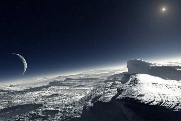 Pluto stars in the Planetarium's new trip