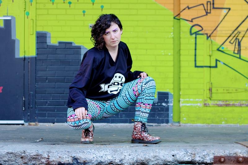 Montreal rapper Xania keeps it real