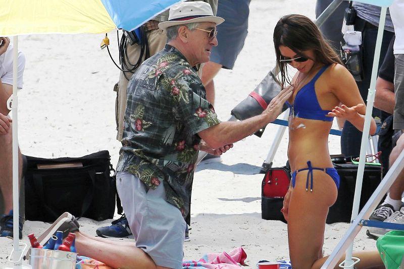 Robert De Niro in Dirty Grandpa