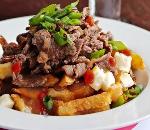 Poutineville Korean BBQ