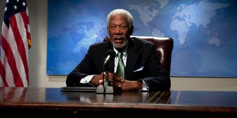 Morgan-Freeman-in-London-Has-Fallen