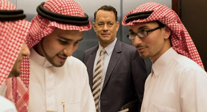 Tom Hanks vs. the Saudis