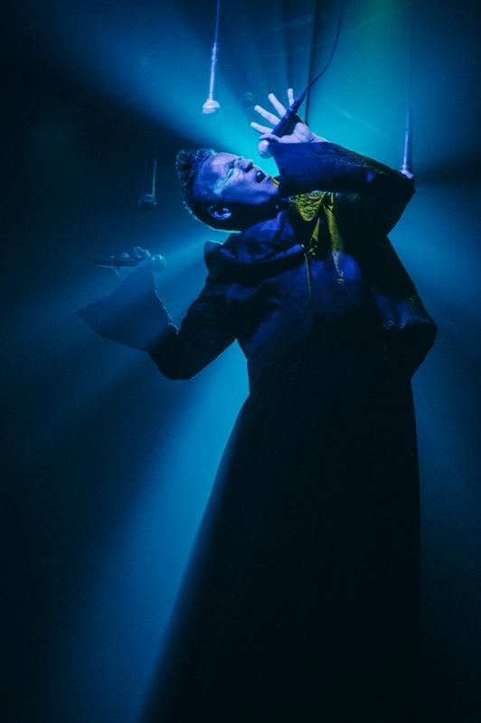 Stewart Legere photo by Mel Hattie
