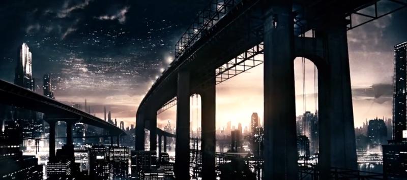 Upside-Down city 4