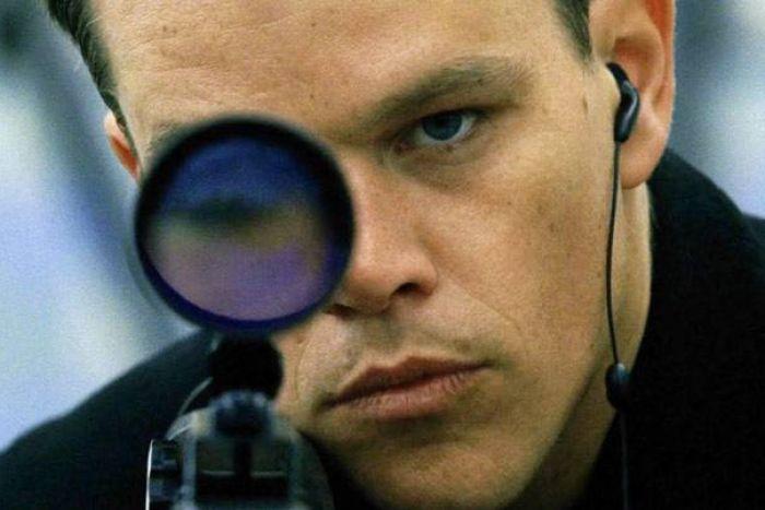 Feel the Bourne