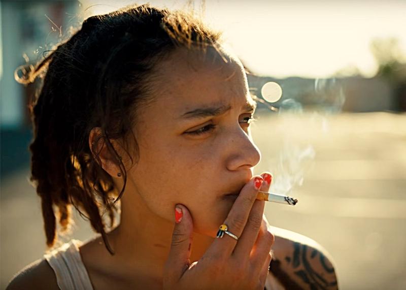 Actress Sasha Lane on her film debut in American Honey