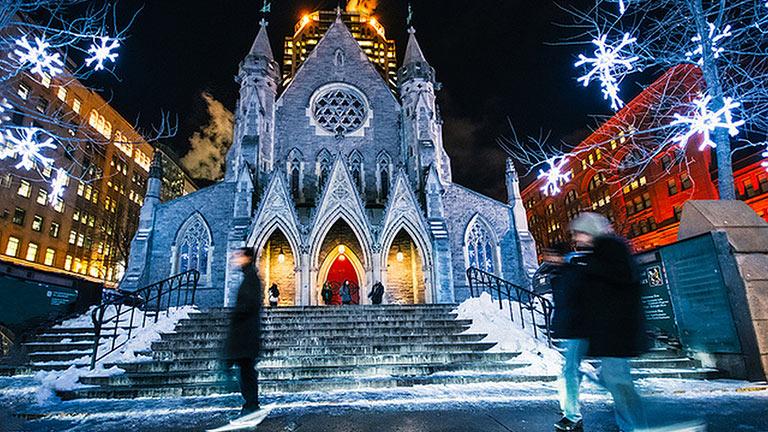 nuit blanche church