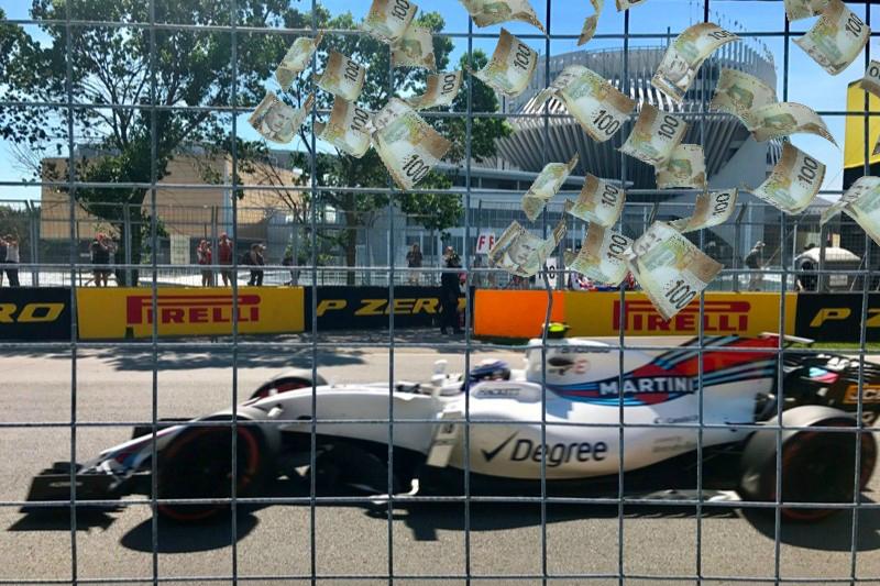 Montreal bleeds money on the Grand Prix