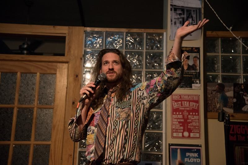 Comedy at the Art Loft 1