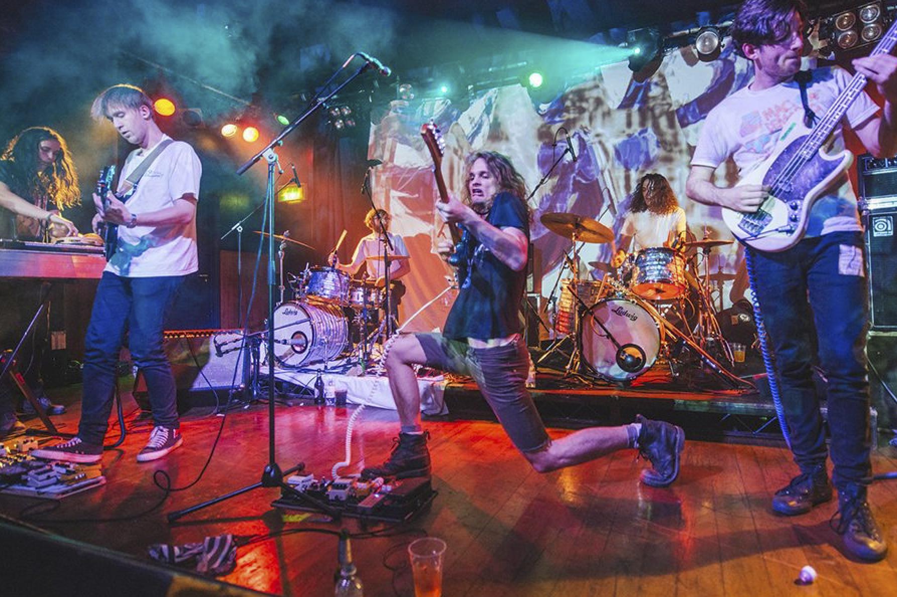This is underground music's week to shine