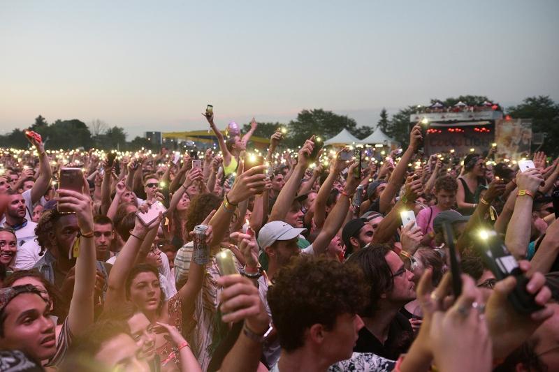 Has the music festival bubble burst?
