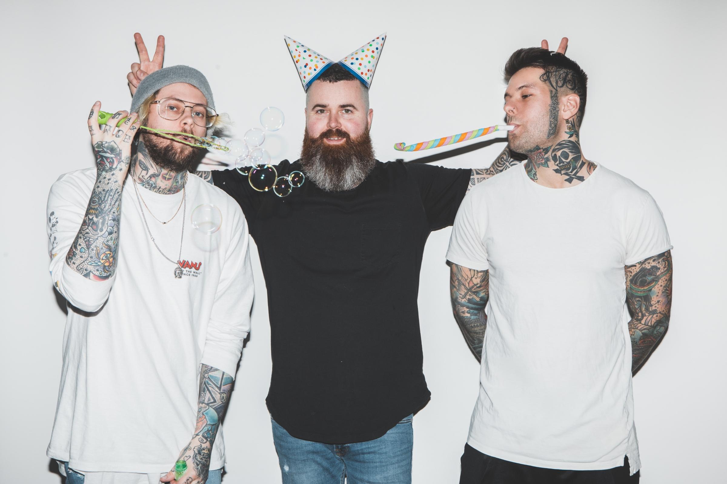 Young Party's shortpants punk show kicks off '77 Montreal