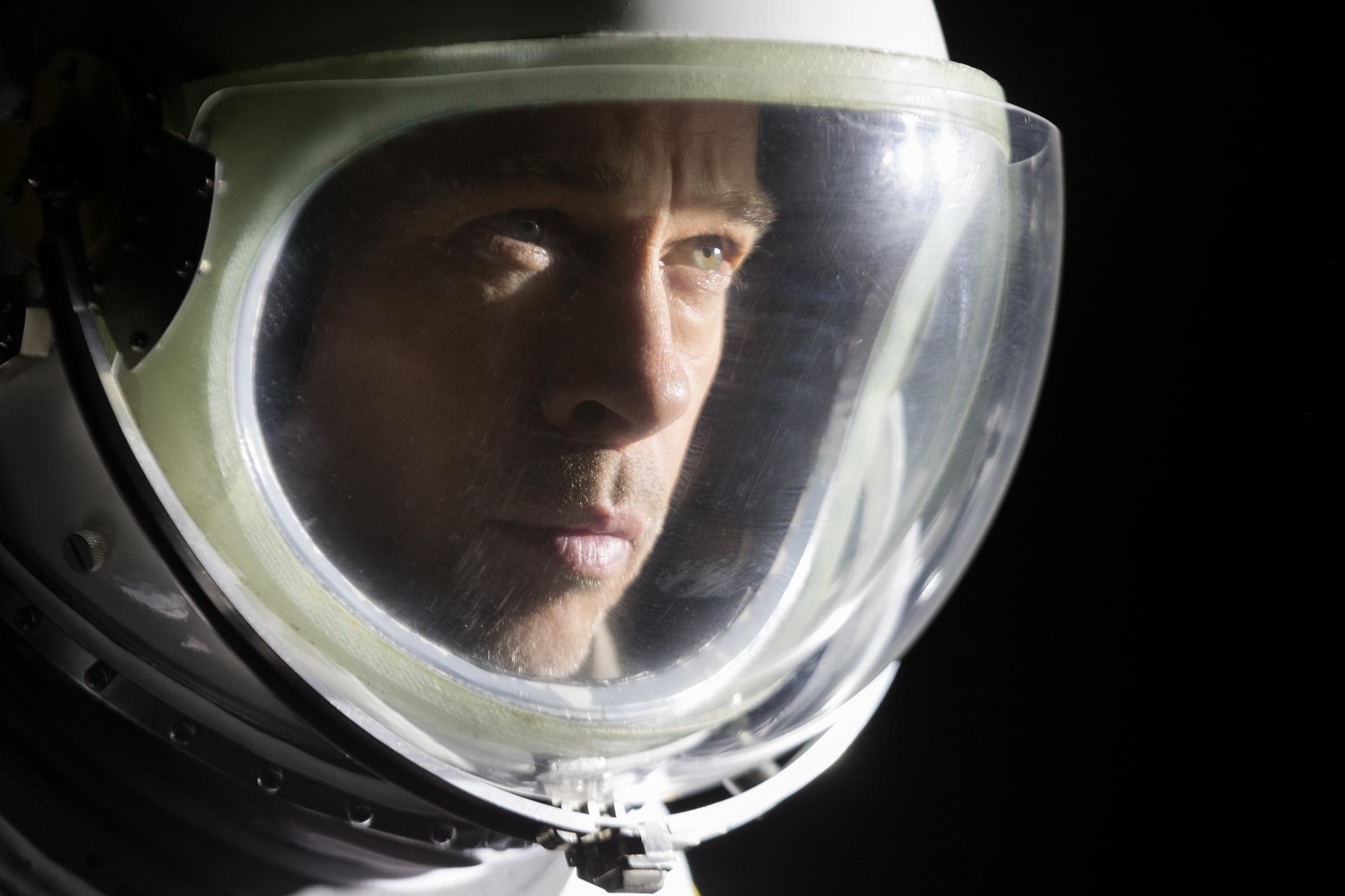 Ad Astra Brad pitt new on Netflix