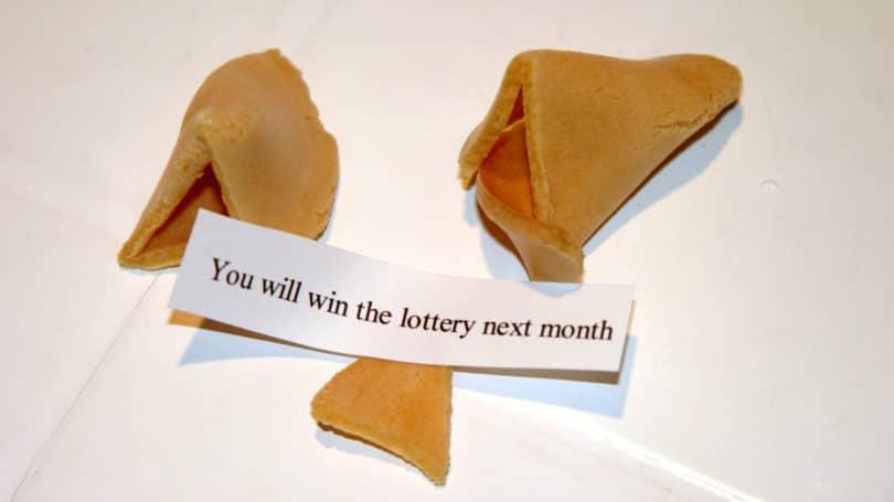 Lottery Winning Dreams