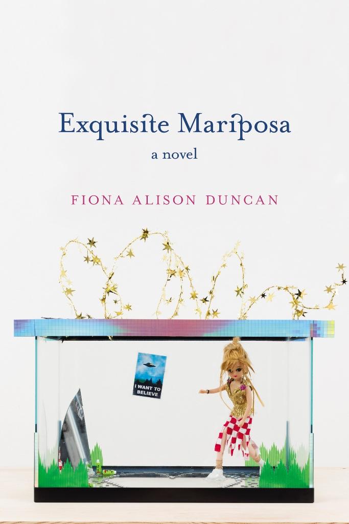 Exquisite Mariposa Fiona Alison Duncan