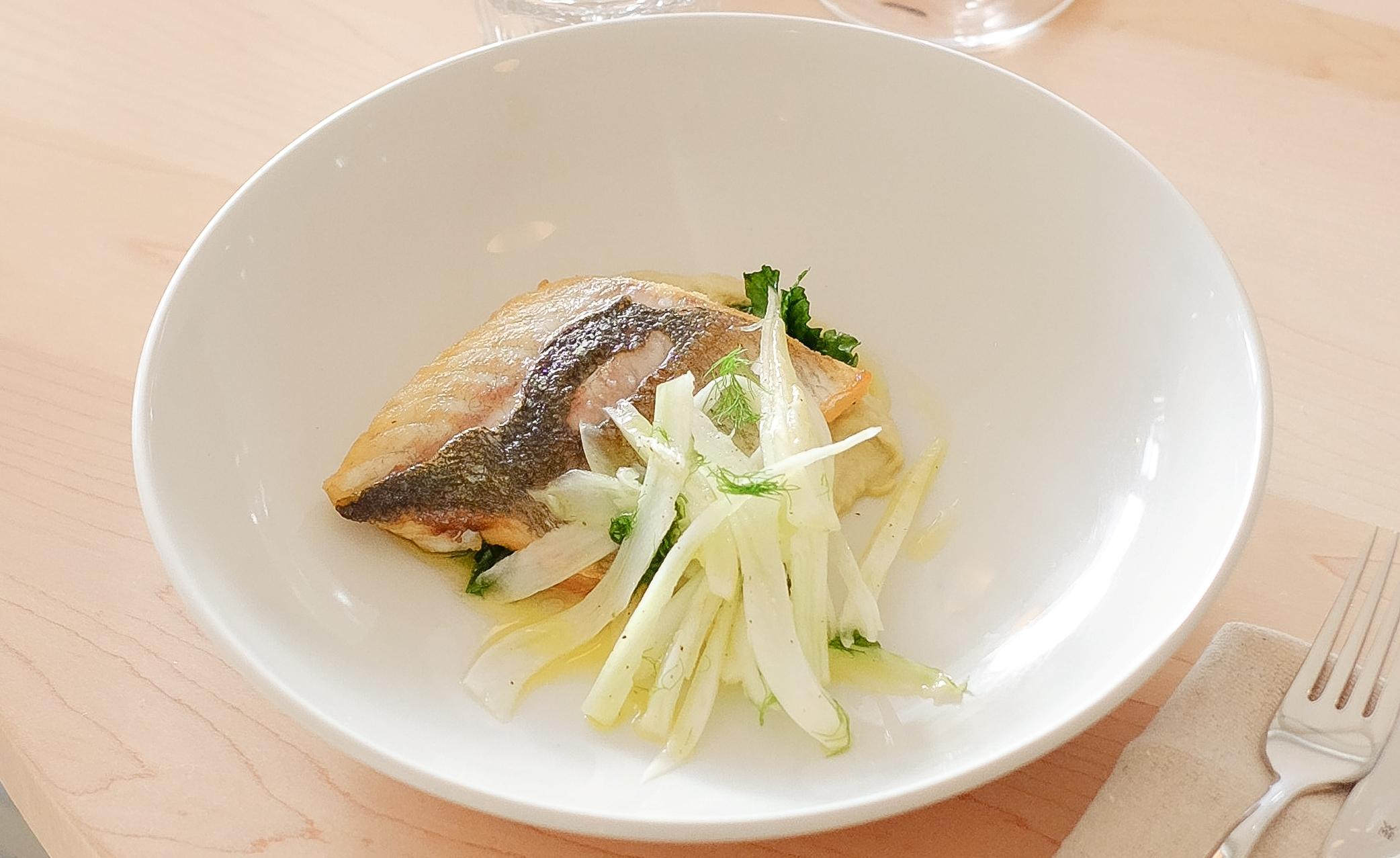 Paloma lends an Italian touch to Niçoise cuisine