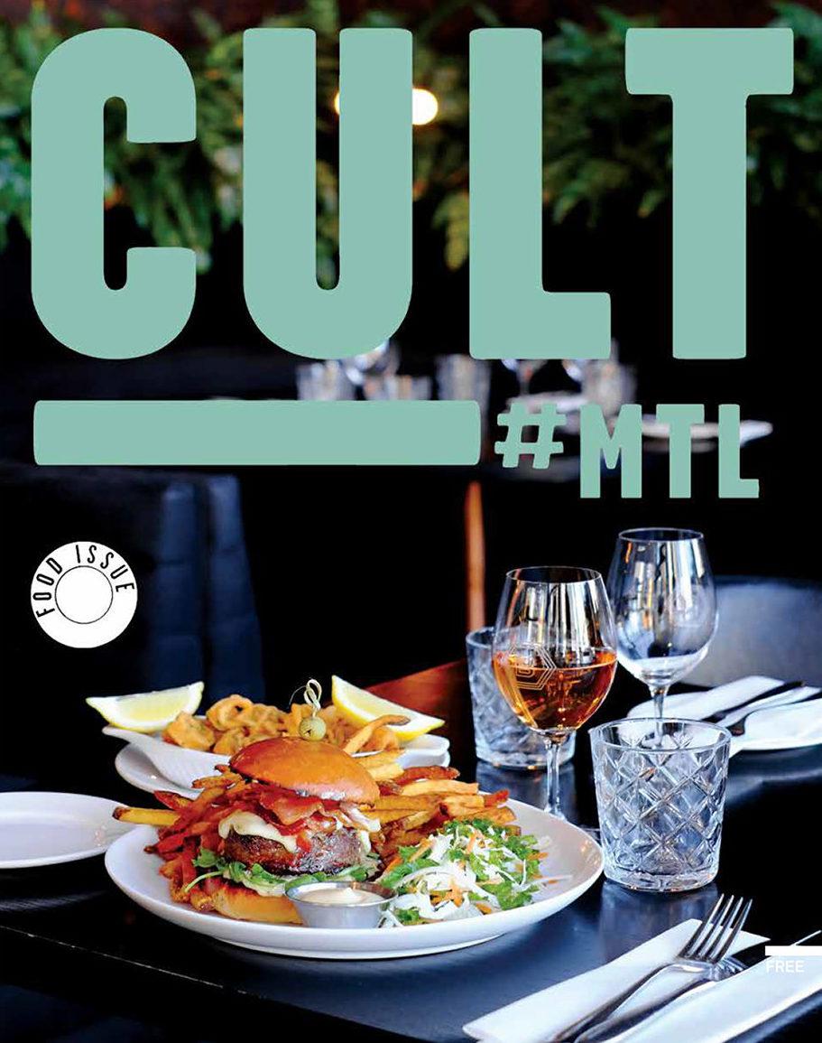 Cult MTL magazine February 2020