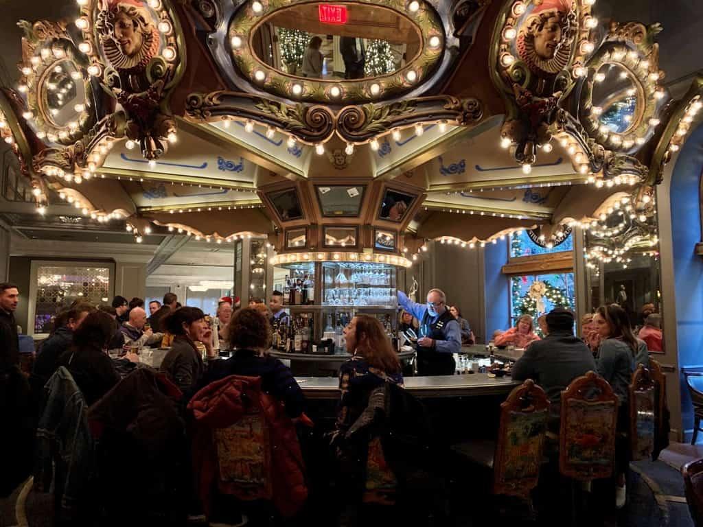 Carousel Bar Monteleone Montreal New Orleans