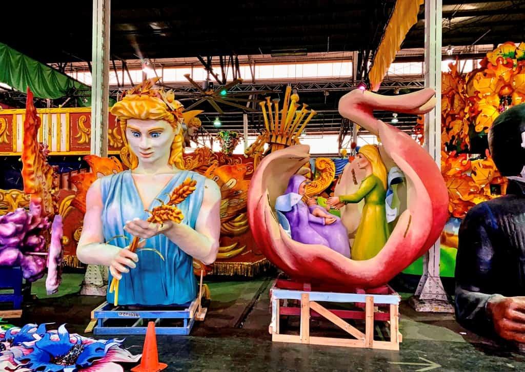 Montreal New Orleans Mardi Gras Museum