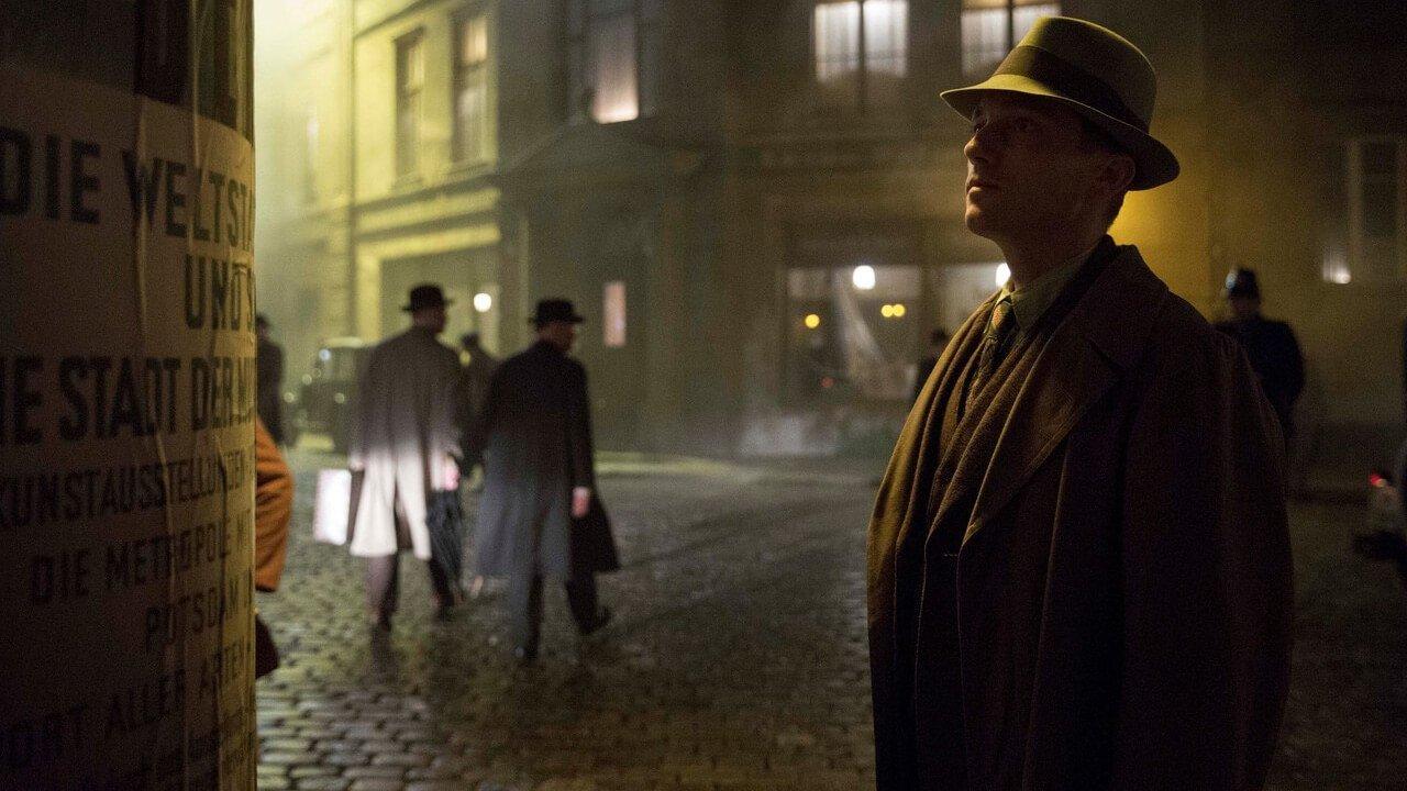 new on Netflix Babylon Berlin