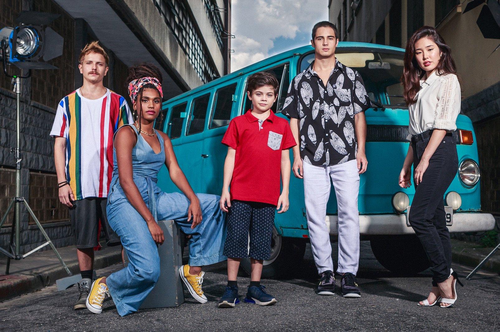 Spectros, new on Netflix