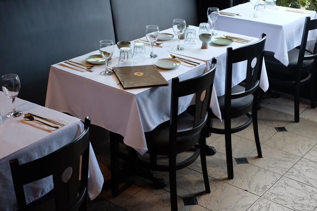 Luna, the future of Montreal restaurants